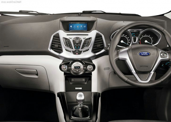 Opal - In-dash Navigation system to suit: Ford EcoSport