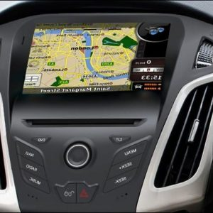 Opal - In-dash Navigation system to suit: Ford Focus