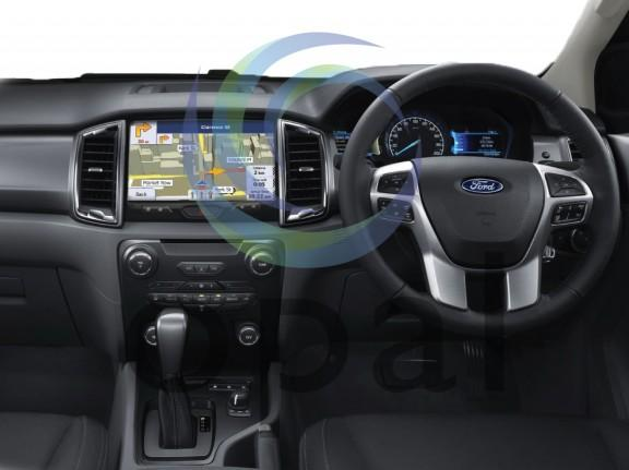 Opal - In-dash Navigation system to suit: Ford Ranger MKII
