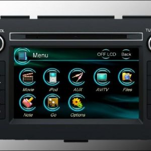 Opal - In-dash Navigation system to suit: Great Wall H5