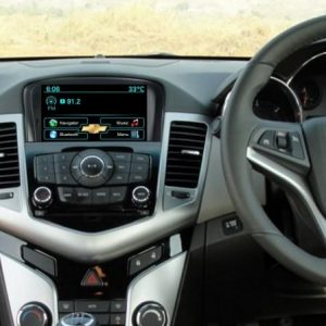 Opal - In-dash Navigation system to suit: Holden Cruze CD / CDX / STRi