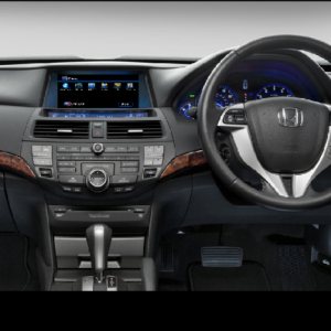 Opal - In-dash Navigation system to suit: Honda Accord Euro