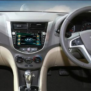 Opal - In-dash Navigation system to suit: Hyundai Accent