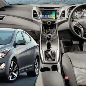 Opal - In-dash Navigation system to suit: Hyundai Elantra
