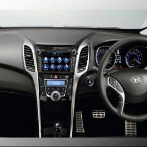 Opal - In-dash Navigation system to suit: Hyundai i30