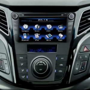 Opal - In-dash Navigation system to suit: Hyundai i40