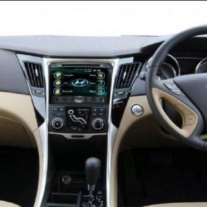 Opal - In-dash Navigation system to suit: Hyundai i45