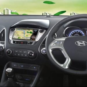 Opal - In-dash Navigation system to suit: Hyundai ix35