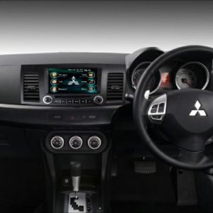 Opal - In-dash Navigation system to suit: Mitsubishi Lancer