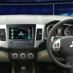 Opal - In-dash Navigation system to suit: Mitsubishi Outlander
