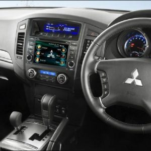 Opal - In-dash Navigation system to suit: Mitsubishi Pajero