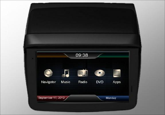Opal - In-dash Navigation system to suit: Mitsubishi Triton