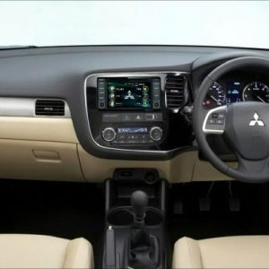 Opal - In-dash Navigation system to suit: Mitsubishi Universal unit