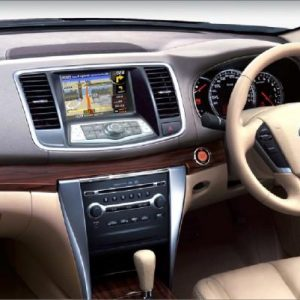 Opal - In-dash Navigation system to suit: Nissan Maxima