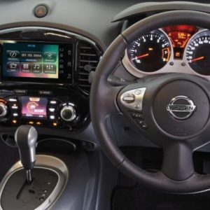 Opal - In-dash Navigation system to suit: Nissan Navara