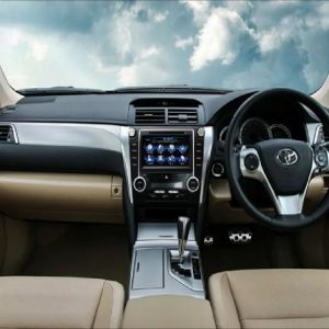 Opal - In-dash Navigation system to suit: Toyota Aurion