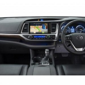 Opal - In-dash Navigation system to suit: Toyota Kluger