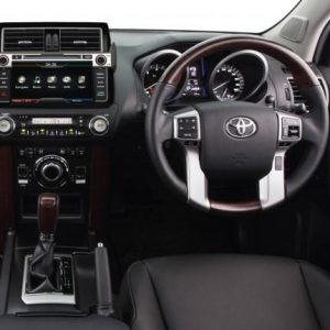 Opal - In-dash Navigation system to suit: Toyota Prado