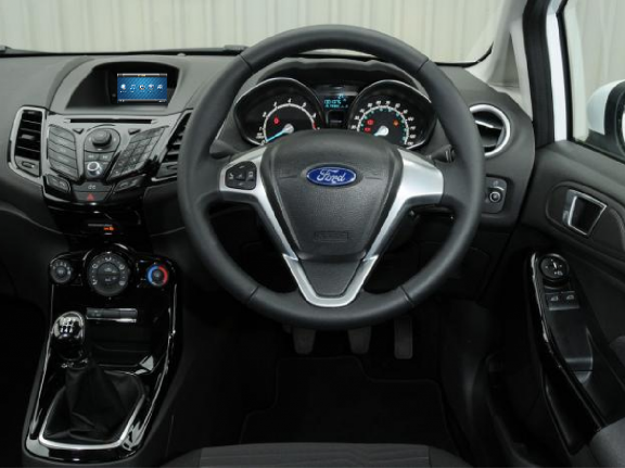 Opal - In-dash Navigation system to suit: Ford Fiesta