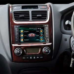 Opal - In-dash Navigation system to suit: Kia Carnival