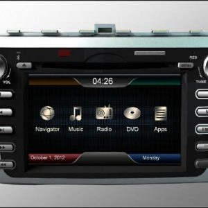 Opal - In-dash Navigation system to suit: Mazda 6