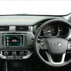 Opal - In-dash Navigation system to suit: Kia Rio