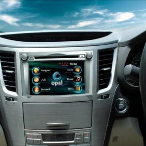 Opal - In-dash Navigation system to suit: Subaru Liberty / Outback