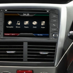 Opal - In-dash Navigation system to suit: Subaru Forester / Impreza